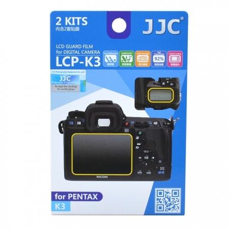 JJC LCD Folie protectie ecran pentru Pentax K3 /K3II