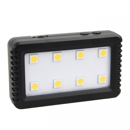 JJC LED-8 Mini Video LED Light - Lampa LED