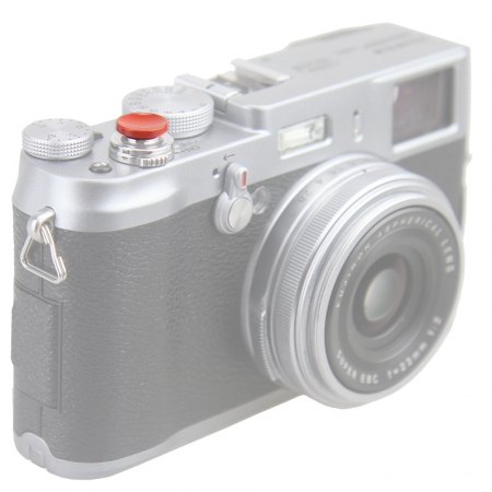 JJC SRB-C11R - Buton pentru declansare aparat foto - rosu