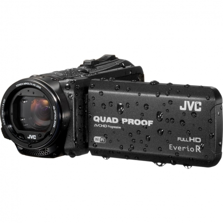 JVC Camera video GZ-RX615 negru RS125028862