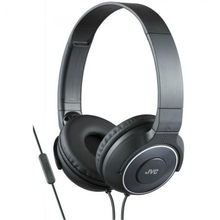 JVC Extreme-Explosive - Casti stereo - negru HA-SR225-B-E