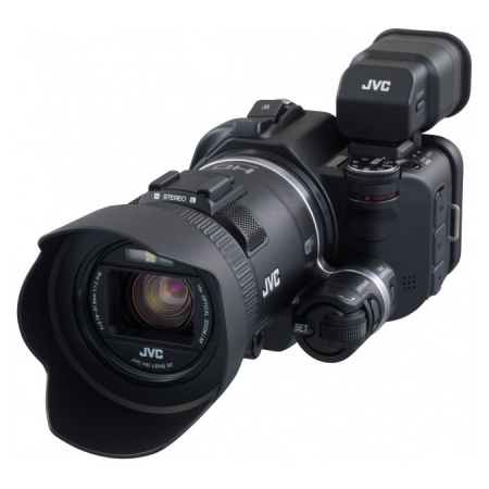 JVC GC-PX100 - camera video Full HD