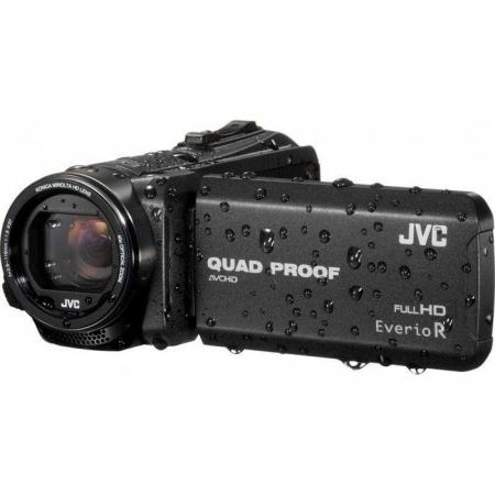 JVC GZ-R415 -  Camera video rezistenta la apa