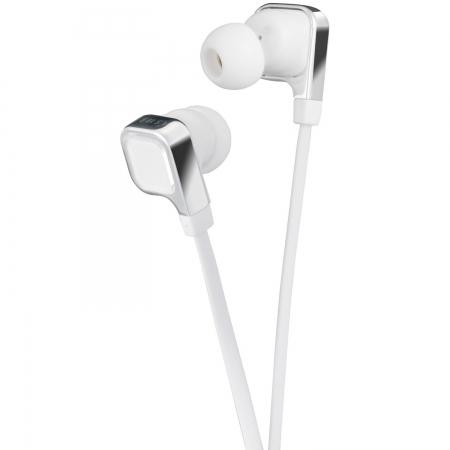 JVC HA-FR65S - Casti stereo cu microfon seria ESNSY - alb