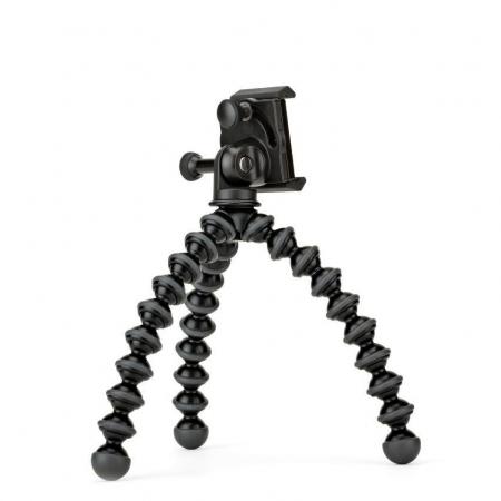 Joby GripTight GorillaPod Stand PRO - Minitrepied flexibil pentru smartphone, Negru