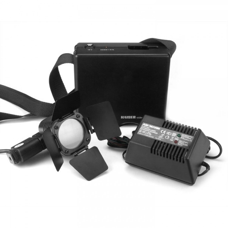 Kaiser #93339 Lampa video Camlight 100PP +acumulatori - RS502950