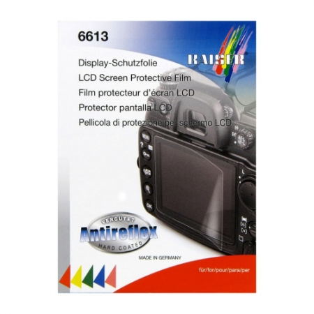 Kaiser 6650 - Folie protectie LCD pentru Canon 5D Mark III