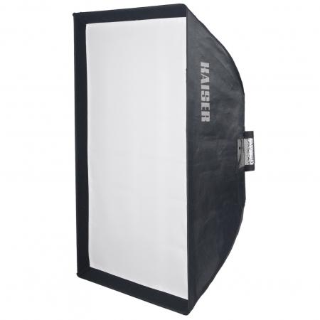 Kaiser Softbox 60x90 cm #3176 pt. Studiolight 1010 (#3165), Studiolight H (#3152), Studiolight C (#3150)