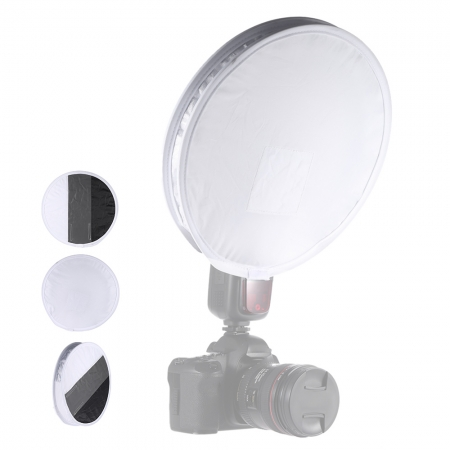 Kast Flash Dish softbox type B - accesoriu difuzie/reflexie tip softbox