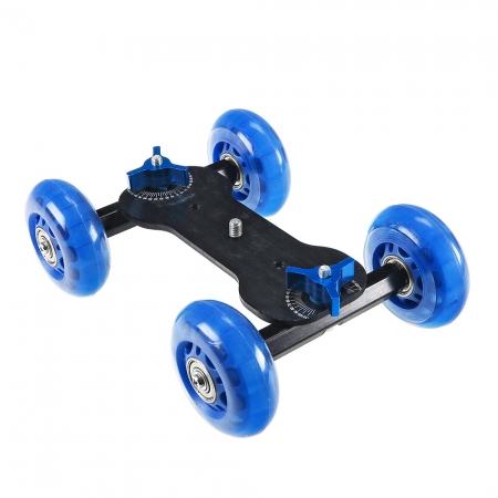 Kast KDST-W1 - dolly skater pentru camerele video