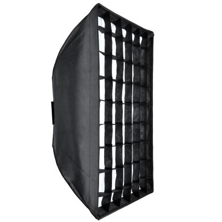 Kast KEC-6090 Softbox cu Grid 60x90cm pt Elinchrom