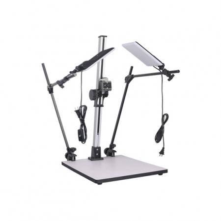 Kast Led Copy Stand - Stand copiere/fotografii macro/produs