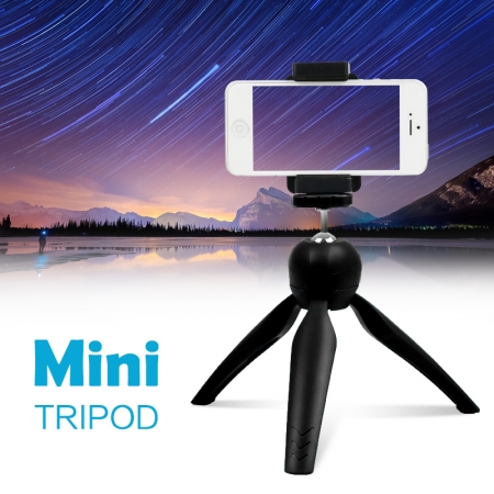 Kast Mini Table Tripod MN-01 - mini-trepied, negru