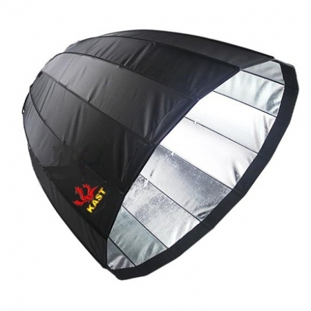 Kast Parabolic Softbox 120cm - montura Elinchrom