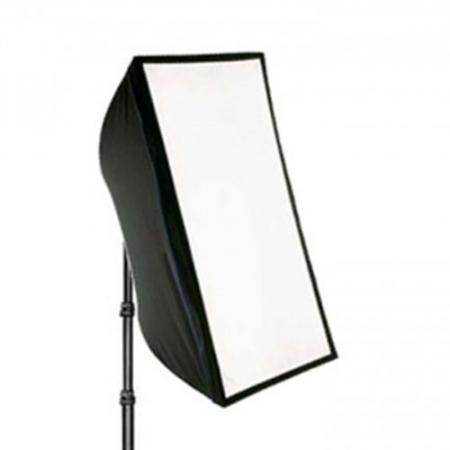 Kathay 9-head lamp - lampa pentru becuri fluorescente cu softbox 60x90cm