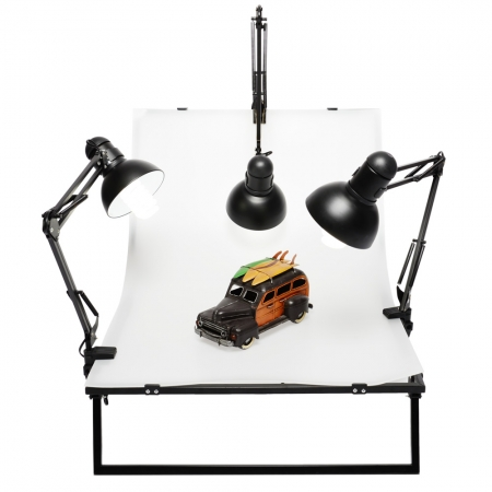 Kathay Mini Photo Table kit KSTK-66G - Kast masa foto RS1051597
