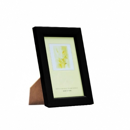 Kathay Photo Frame solid color black 13x18