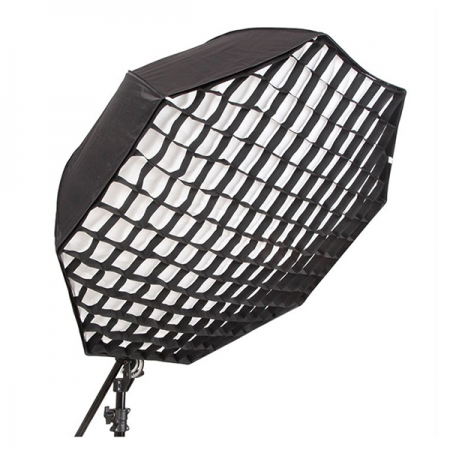 Kathay umbrela softbox 80cm cu grid
