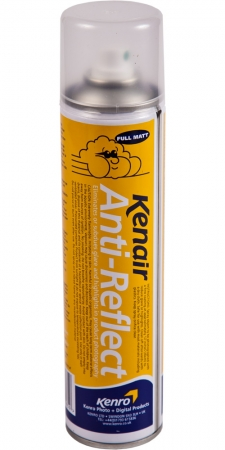 Kenair Antireflect Spray Full Matt - Spray mat pentru fotografie de produs