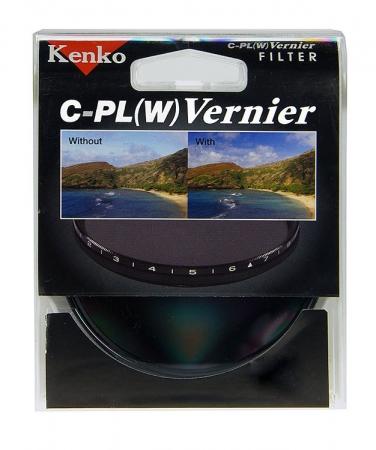 Kenko Filtru Vernier Pol Circ 82mm - RS12107391