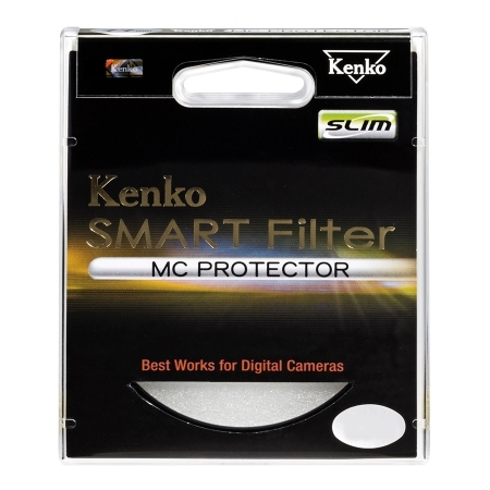 Kenko Smart MC Protector Slim - filtru de protectie 55mm
