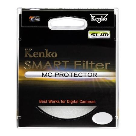 Kenko Smart MC Protector Slim - filtru de protectie 77mm