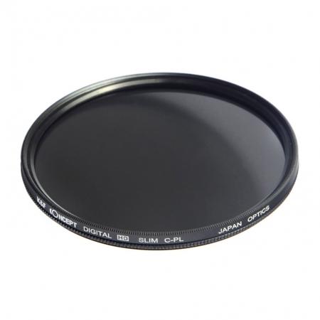 KentFaith Filtru Polarizare Circulara Slim 55mm