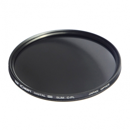 KentFaith Filtru Polarizare Circulara Slim 62mm