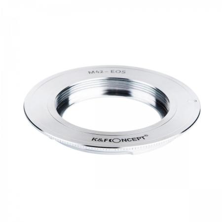 KentFaith - Inel adaptor M42 la Canon EOS
