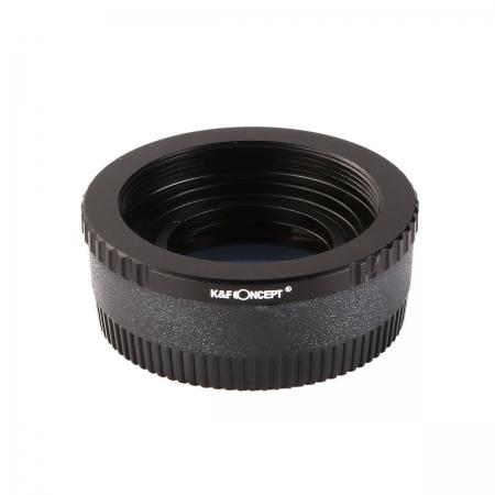 KentFaith - Inel adaptor M42 la Nikon (cu sticla)