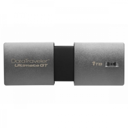 Kingston DataTraveler Ultimate GT, 1TB, USB 3.1/3.0, 300MB/s citire, 200MB/s scriere