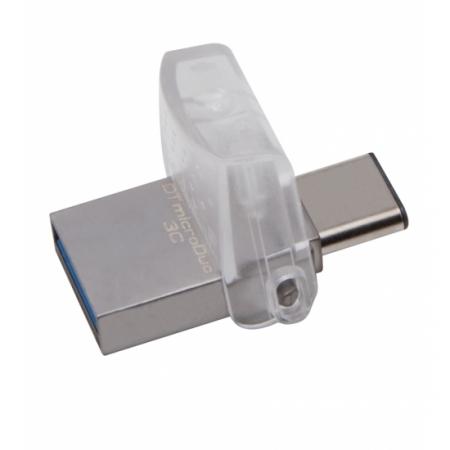 Kingston DataTraveler microDuo - microUSB 32GB stick de memorie USB 3.0 C RS125023865-1