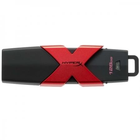 Kingston HyperX Savage 128GB, USB 3.0, 350MB/s citire, 250MB/s scriere