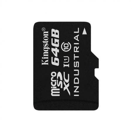 Kingston Industrial Temperature microSDXC, 64GB, UHS-I