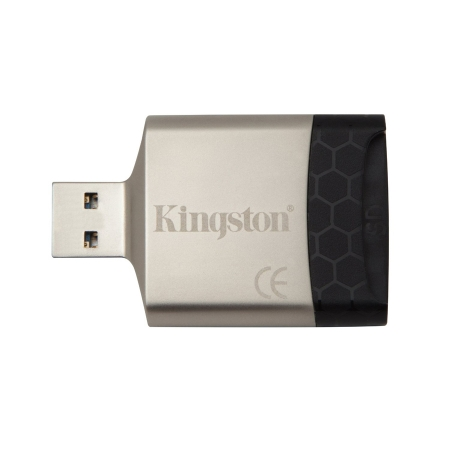 Kingston MobileLite G4 USB 3.0 Multi-card Reader RS125022043-4