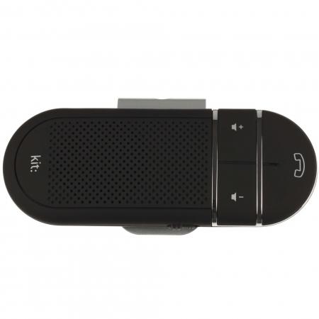 Kit BTCARP - Car Kit (Speakerphone) cu incarcator auto/ USB, prindere parasolar auto, Multi-Point