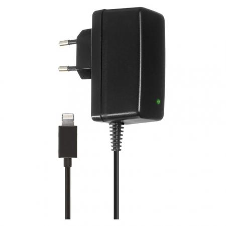 Kit EUMC2AMBK - incarcator Lightning tip Apple, 2.1A