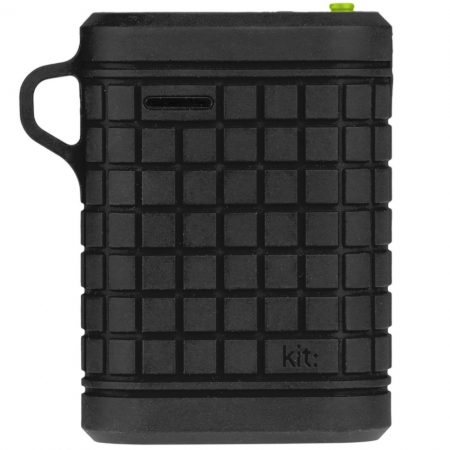 Kit Outdoor Power Bank - Incarcator portabil universal rezistent la apa - 9000mAh, Negru