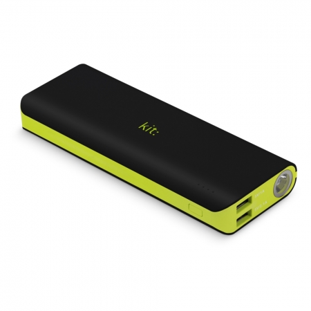 Kit PWRB12BKKT - Incarcator portabil universal Basic, capacitate baterie 12000 mAh