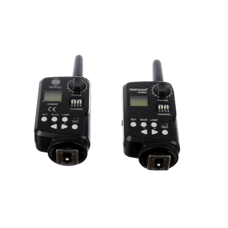 Kit Radio 2 transmitatoare FT-16, 3 receptoare FTR-16 Godox si Neewer - SH6738