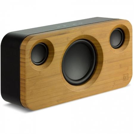 KitSound Soul 2 - Boxa portabila cu bluetooth - finisaj lemn