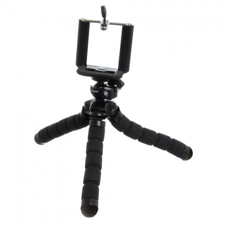 Kit Vision - trepied flexibil cu suport pt telefon - small