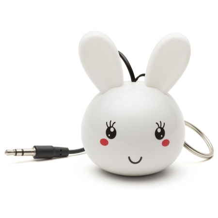 KitSound Mini Buddy Bunny Speaker - boxa portabila cu jack 3.5mm