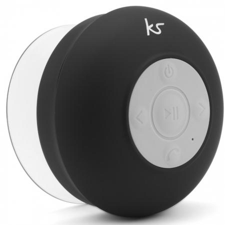 KitSound Rinse - Boxa portabila cu bluetooth - Negru