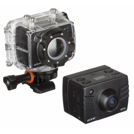KitVision Edge HD10 Action Camera
