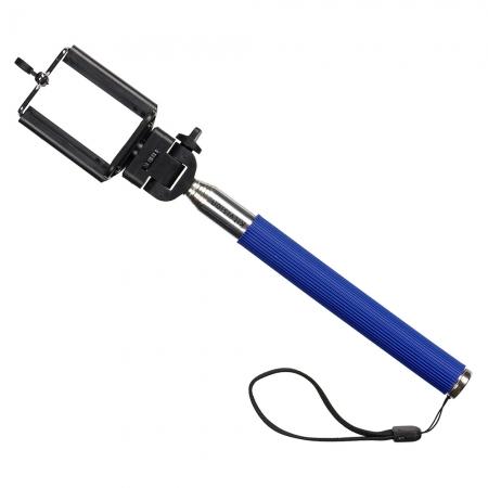 KitVision Splash - Selfie Stick extensibil cu suport de telefon - Albastru RS125017242