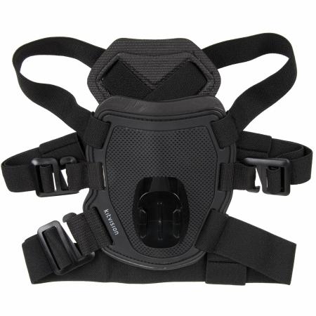 Kitvision Dog Harness Mount for Action Cameras - Set de accesorii fixare camera  pe caini