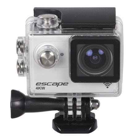 Kitvision Escape 4K - camera de actiune cu filmare 4k  - negru-argintiu RS125023706-1
