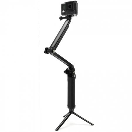 Kitvision Evolve Folding Pole - Extensie pliabila cu trepied camere actiune, universal