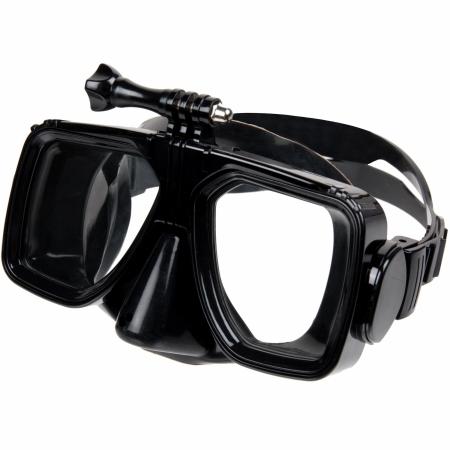 Kitvision Underwater Mask Mount for Action Cameras - Sistem montare camera pe ochelari